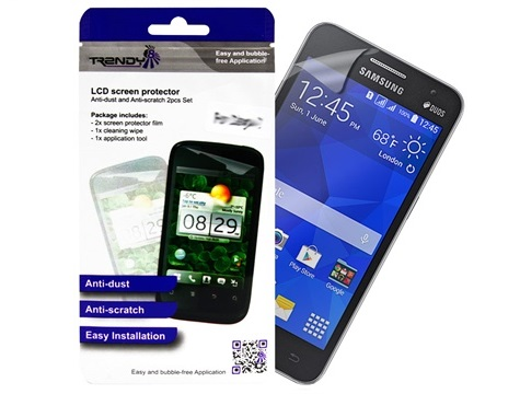 Trendy8 Display Protector για Samsung Galaxy Core 2