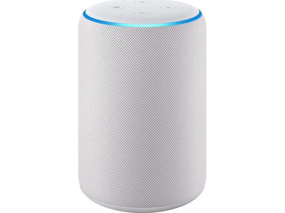 Amazon - Echo Plus (2nd Gen) Sandstone, 10.ACSAMA00020