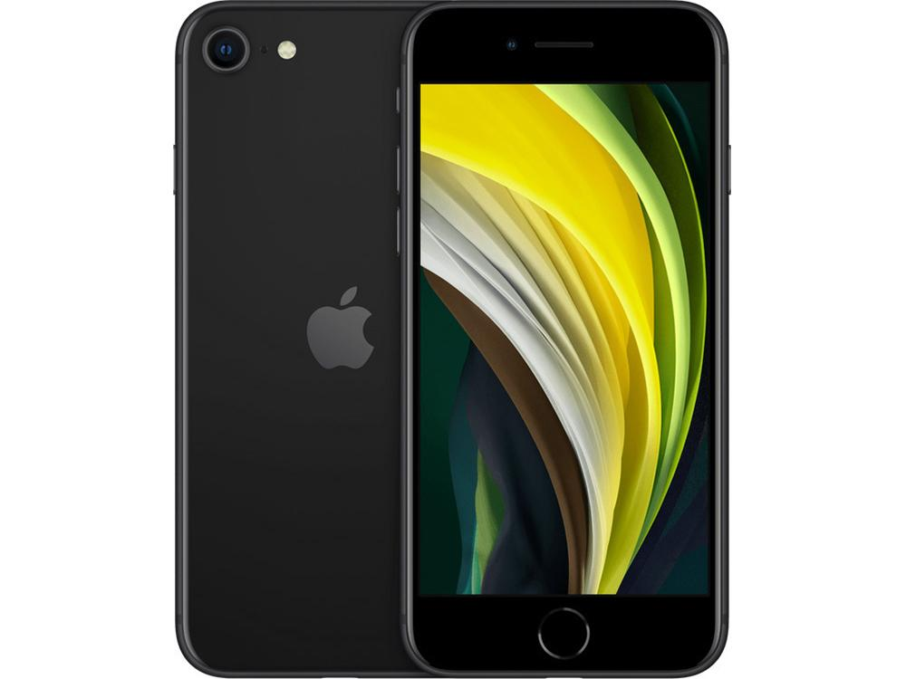 Apple iPhone SE 2020 64GB Black, 10.PHOAPP00397