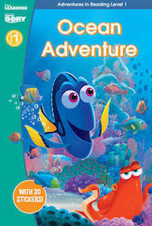 DISNEY LEARNING 1: FINDING DORY PB,9781407165820