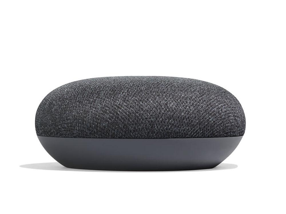 Φορητό ηχείο Google Home Mini Charcoal