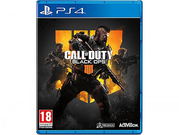 Game Call Of Duty:Black Ops 4 PS4