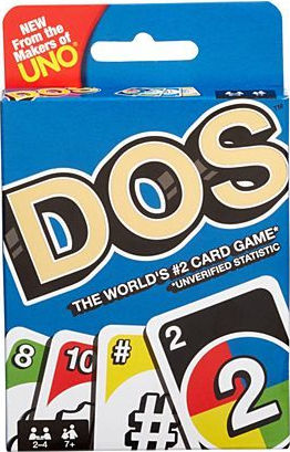 Mattel DOS Card Game (FRM36),enx.058935