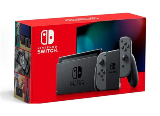 Nintendo Switch 2019 Grey - Κονσόλα Nintendo,pub.1415728