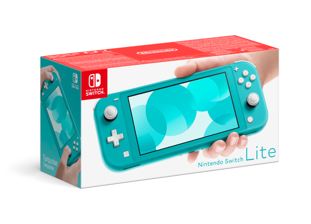 Nintendo Switch Lite Turquise - Κονσόλα Nintendo,pub.1404403