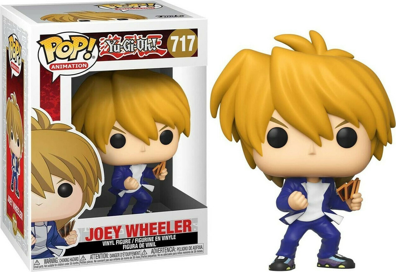 Funko POP! Animation: Yu-Gi-Oh - Joey Wheeler #717 Vinyl Figure