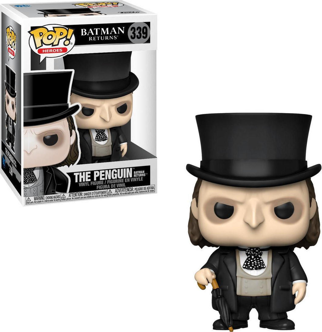 Funko POP! DC Heroes: Batman Returns - Penguin #339 Vinyl Figure