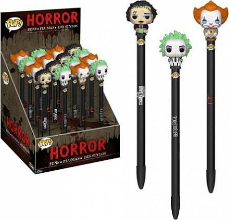 Funko POP! Pen Topper Horror Movies - Beetlejuice Figurine