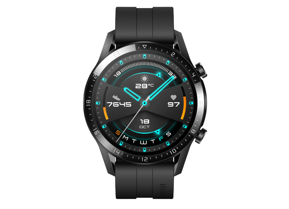 Smartwatch Huawei Watch GT 2 Black,pub.1433061