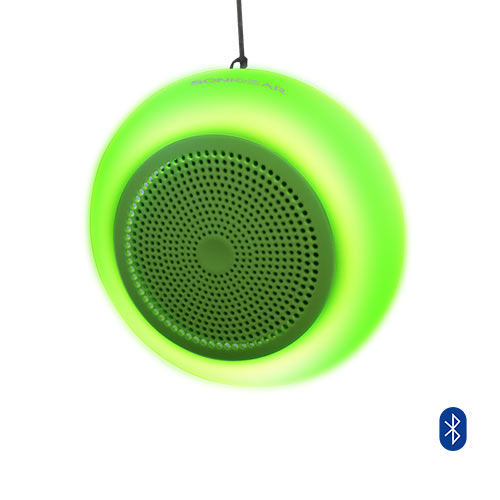SONIC GEAR PORTABLE BLUETOOTH SPEAKER 2018 EDITION LUMO 2 GREEN,st.LUMO2GN