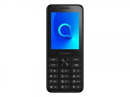 "Alcatel 2003G 2.4"" FM Single Sim Dark Grey"